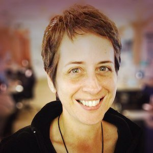 photo of Beth Dunn, author of the book Cultivating Content Design