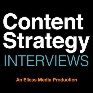 Content Strategy Interviews podcast logo