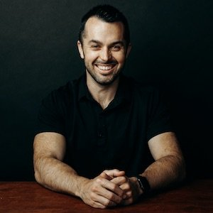 photo of Chris Savage, Wistia founder and CEO and video production and analytics expert