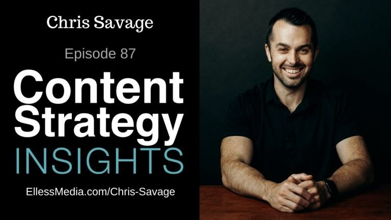 podcast cover art for interview with Chris Savage, Wistia founder and CEO and video production and analytics expert