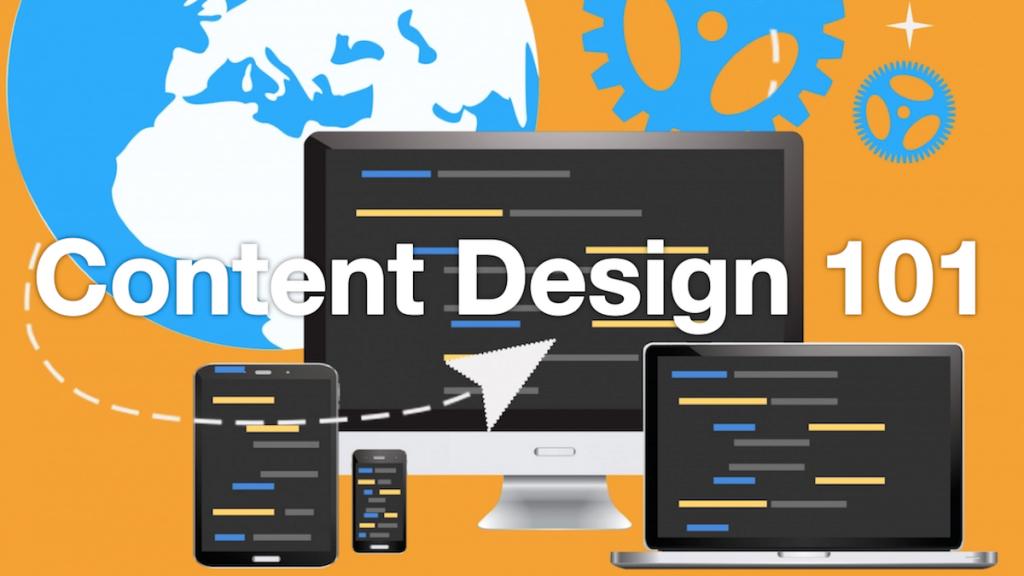 Content Design 101 workshop Sunday March 3, 2019, Seattle Public Library