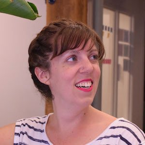 photo of Diana Deibel, conversation designer