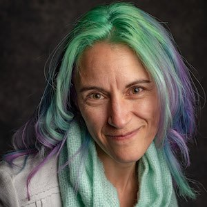 photo of Elly Searle, a fierce advocate for UX writing and content strategy