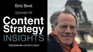 photo of Eric Best - scenario thinking strategist