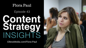 Flora Paul - content strategist at UOL and (formerly) BuzzFeed Brasil