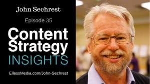 John Sechrest on Content Strategies for Startups