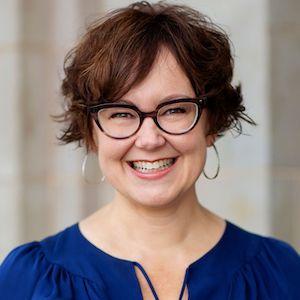photo of Kristina Halvorson, content strategy community leader