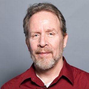 photo of Larry Swanson, full-stack content designer