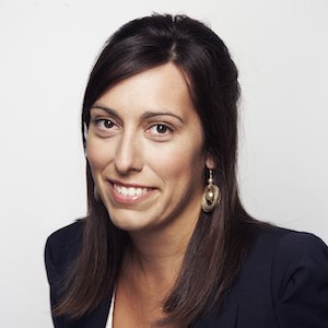 photo of Patricia Gomez, Associate Director of Content Design at King Games