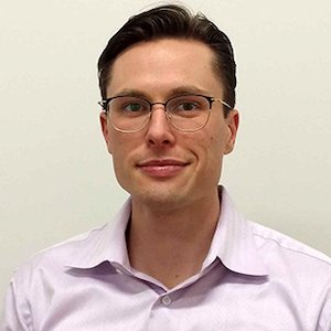 photo of Patrick Bosek, expert on structured content