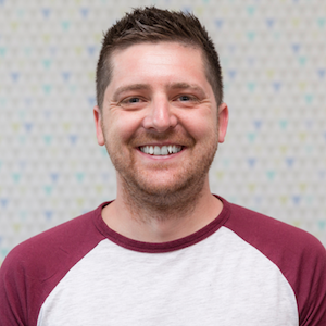 photo of Rob Mills, Head of Content at GatherContent
