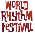 World Rhythm Festival logo