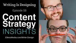 cover image for Writing Is Designing author interview podcast